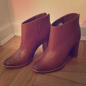 Ted baker ankle booties